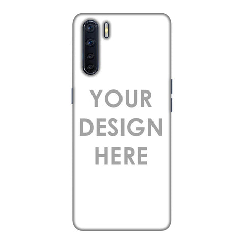 Custom Design It Yourself Slim Hard Shell Case For Oppo A91