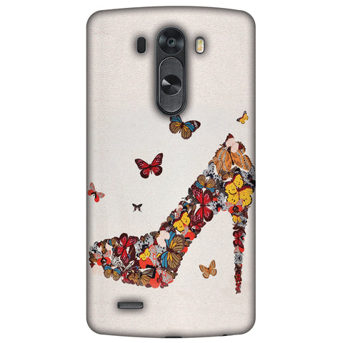 High Heels Slim Hard Shell Case For LG G4