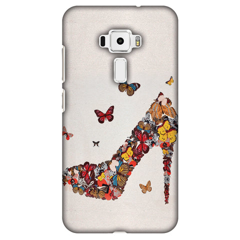 High Heels Slim Hard Shell Case For Asus Zenfone 3 ZE520KL