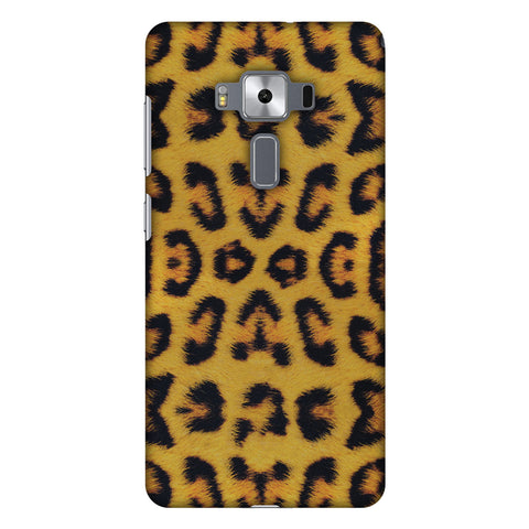 Wild Leopard Slim Hard Shell Case For Asus Zenfone 3 Deluxe ZS570KL