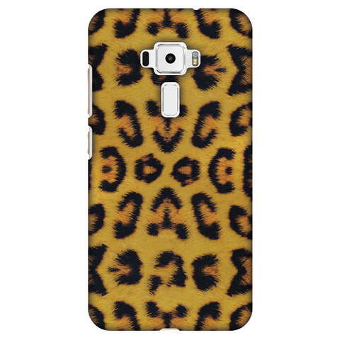 Wild Leopard Slim Hard Shell Case For Asus Zenfone 3 ZE520KL