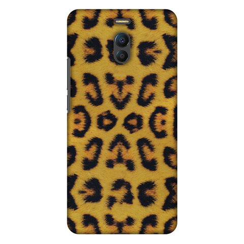 Wild Leopard Slim Hard Shell Case For Meizu Note 6