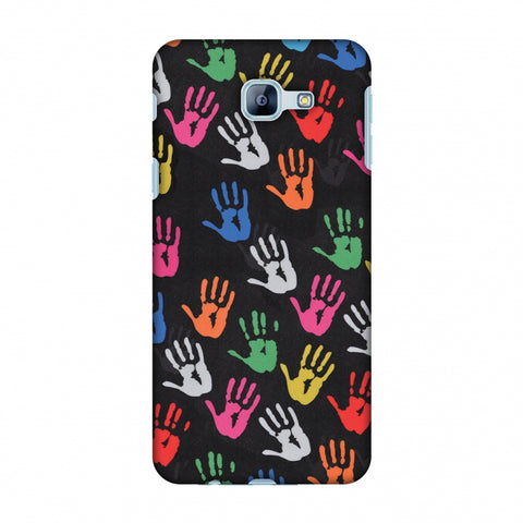 Color Palms Slim Hard Shell Case For Samsung Galaxy A8 2016