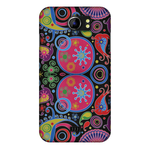 Jaipur Buti Slim Hard Shell Case For Micromax Canvas 2 A110