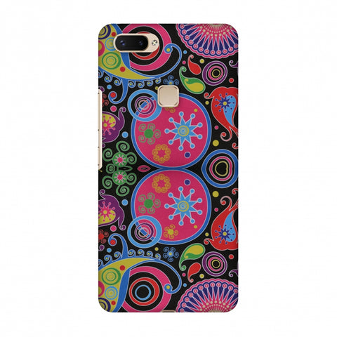 Jaipur Buti Slim Hard Shell Case For Vivo X20 Plus