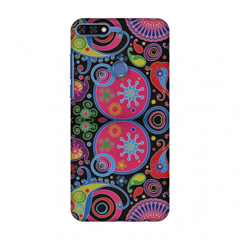 Jaipur Buti Slim Hard Shell Case For Huawei Honor 7C