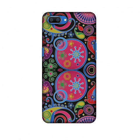 Jaipur Buti Slim Hard Shell Case For Oppo Realme C1
