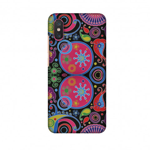 Jaipur Buti Slim Hard Shell Case For Xiaomi Mi 8 Pro