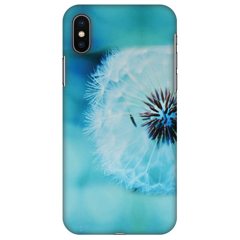 DAndelion Close By Slim Hard Shell Case For Apple iPhone X