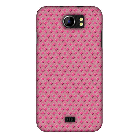 Retro Daimond Slim Hard Shell Case For Micromax Canvas 2 A110