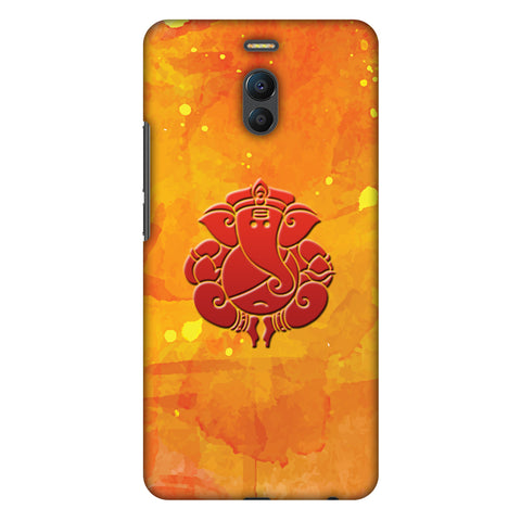 Shri Ganesh Mangalmurti Morya Slim Hard Shell Case For Meizu Note 6