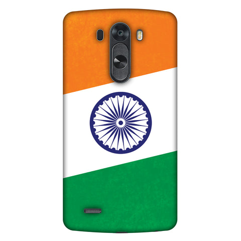 One India Slim Hard Shell Case For LG G4