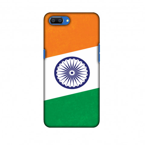 One India Slim Hard Shell Case For Oppo Realme C1