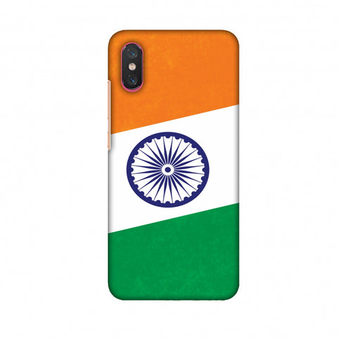 One India Slim Hard Shell Case For Xiaomi Mi 8 Pro