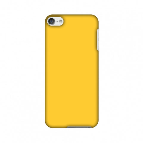 Bumblebee Yellow Slim Hard Shell Case For Apple iPod Touch