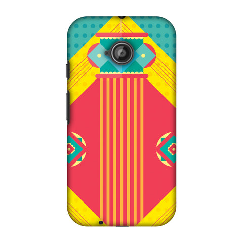 Let There Be Lamp Slim Hard Shell Case For Motorola Moto E 2nd Gen
