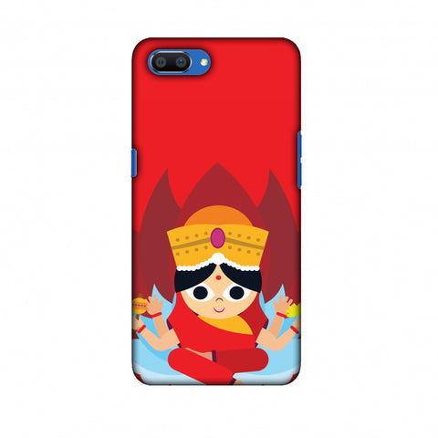 Divinegoddess Slim Hard Shell Case For Oppo Realme C1