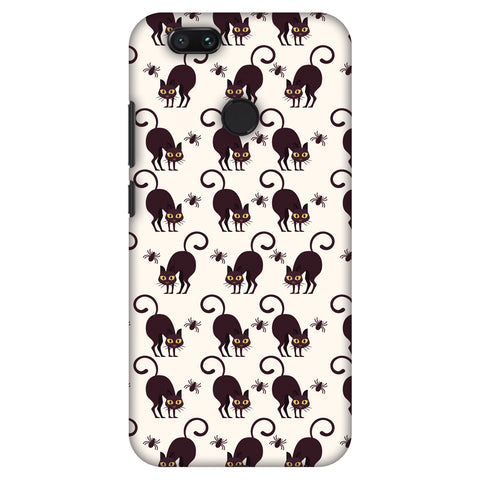 Spooky Spider Slim Hard Shell Case For Xiaomi MI A1-5X