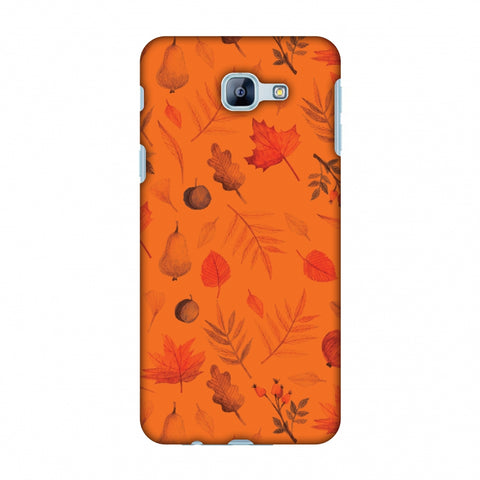 Colours Of Autumn Slim Hard Shell Case For Samsung Galaxy A8 2016