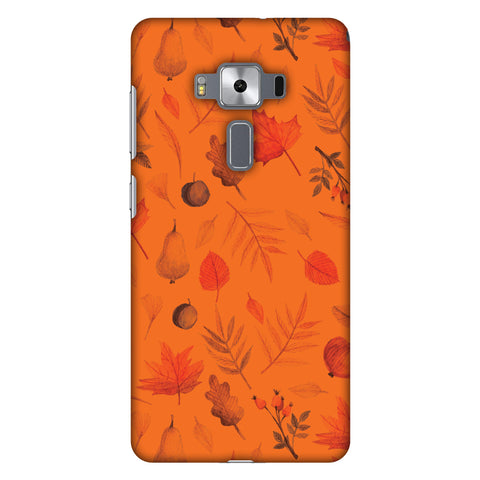 Colours Of Autumn Slim Hard Shell Case For Asus Zenfone 3 Deluxe ZS570KL