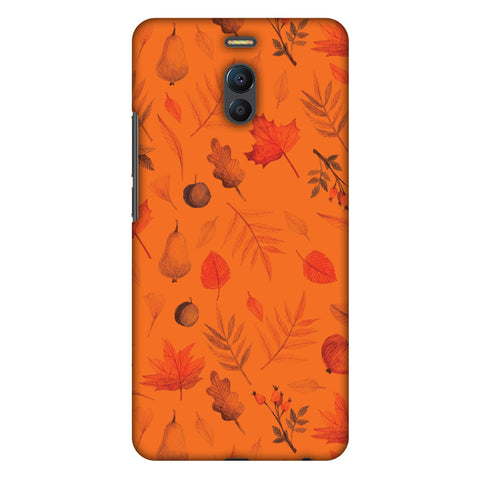Colours Of Autumn Slim Hard Shell Case For Meizu Note 6