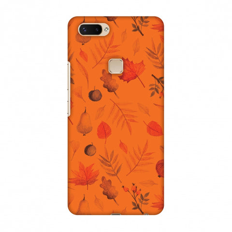 Colours Of Autumn Slim Hard Shell Case For Vivo X20 Plus