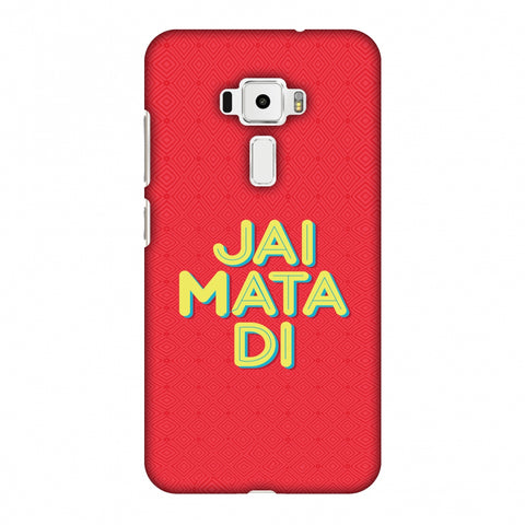 Jai Mata Di Slim Hard Shell Case For Asus Zenfone 3 ZE520KL