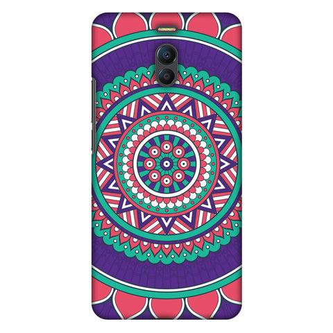 MAndala Beauty Slim Hard Shell Case For Meizu Note 6