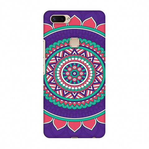 MAndala Beauty Slim Hard Shell Case For Vivo X20 Plus