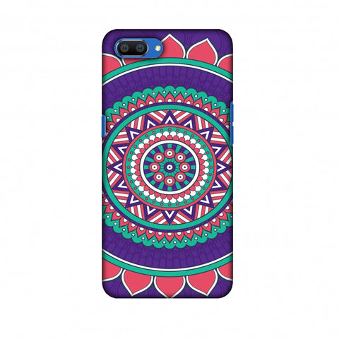 MAndala Beauty Slim Hard Shell Case For Oppo Realme C1