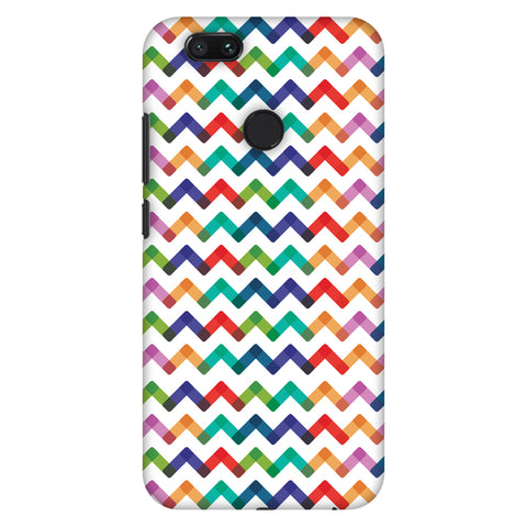 Chevron Chic 1 Slim Hard Shell Case For Xiaomi MI A1-5X