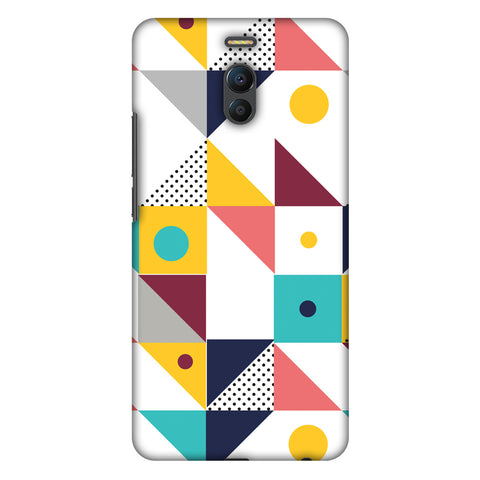 Chevron Chic 2 Slim Hard Shell Case For Meizu Note 6
