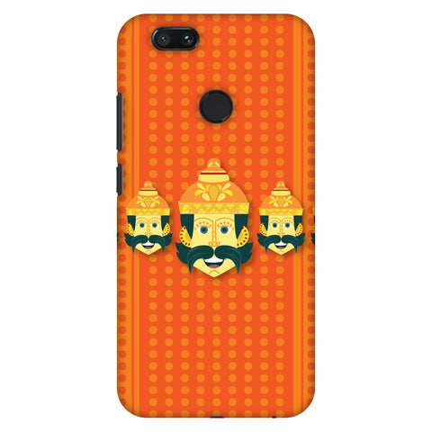 Mighty Ravana 2 Slim Hard Shell Case For Xiaomi MI A1-5X