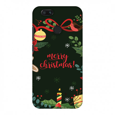 Christmas Cheer Slim Hard Shell Case For Xiaomi MI A1-5X