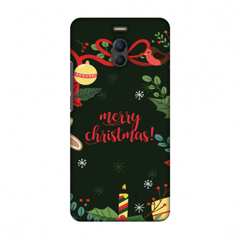 Christmas Cheer Slim Hard Shell Case For Meizu Note 6