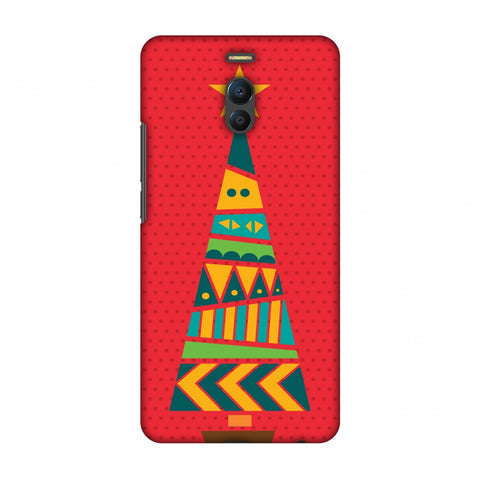Christmas Cheer - 2 Slim Hard Shell Case For Meizu Note 6