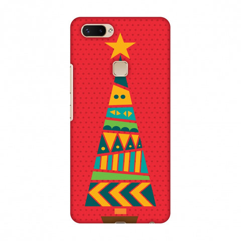Christmas Cheer - 2 Slim Hard Shell Case For Vivo X20 Plus