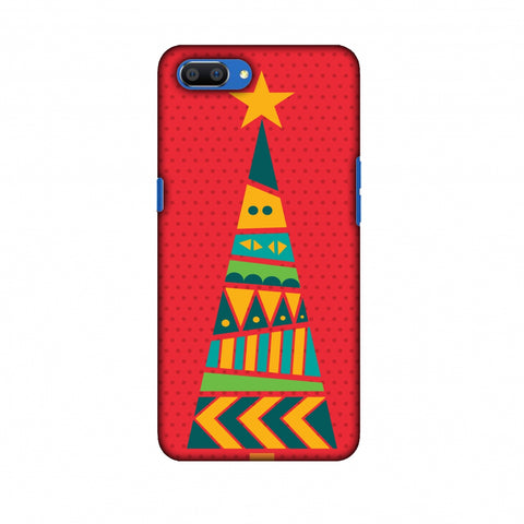 Christmas Cheer - 2 Slim Hard Shell Case For Oppo Realme C1
