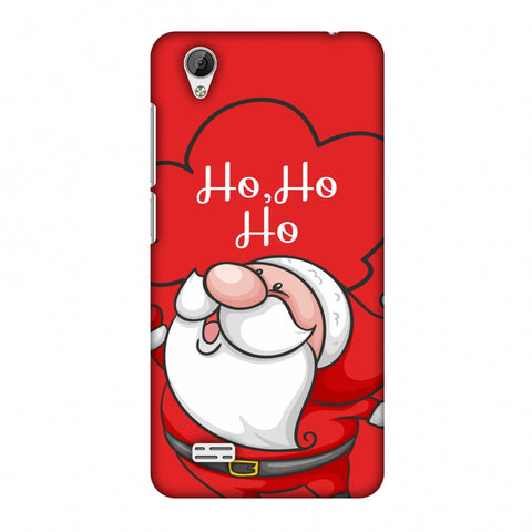 Cute Santa Slim Hard Shell Case For Vivo Y31