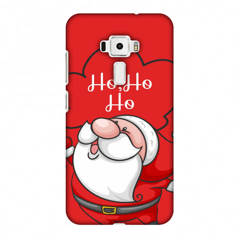 Cute Santa Slim Hard Shell Case For Asus Zenfone 3 ZE520KL
