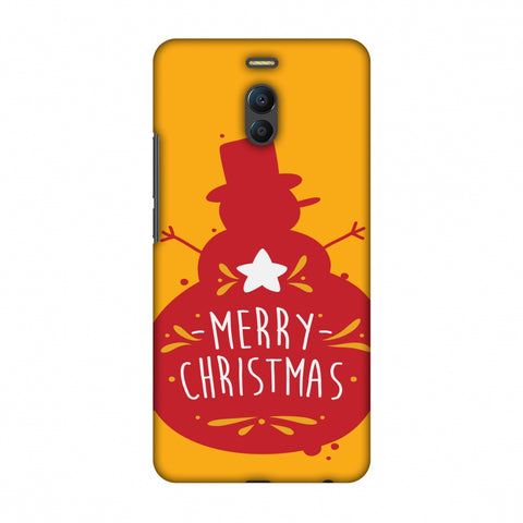 Very Merry Christmas Slim Hard Shell Case For Meizu Note 6