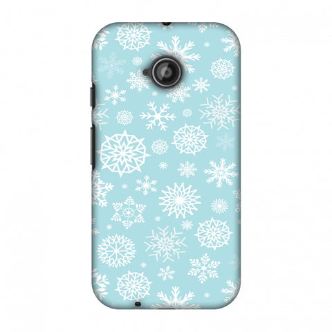 Winter Feels Slim Hard Shell Case For Motorola Moto E 2nd Gen