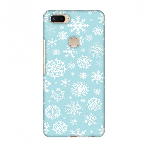 Winter Feels Slim Hard Shell Case For Vivo X20 Plus