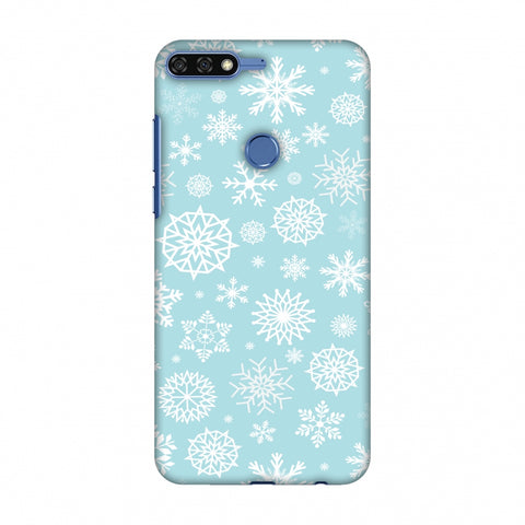 Winter Feels Slim Hard Shell Case For Huawei Honor 7C
