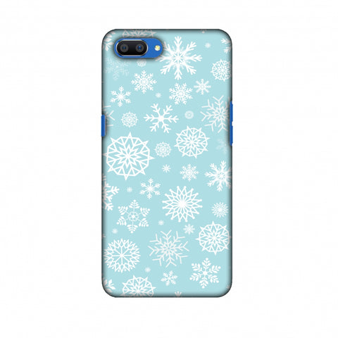 Winter Feels Slim Hard Shell Case For Oppo Realme C1