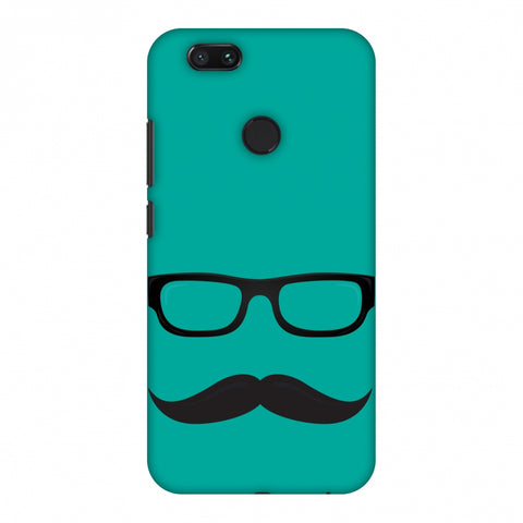 Just Bro Things : Mouch Nahi To Kuch Nahi Slim Hard Shell Case For Xiaomi MI A1-5X
