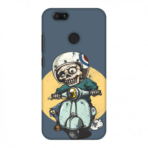 Love For Motorcycles : 1 Slim Hard Shell Case For Xiaomi MI A1-5X