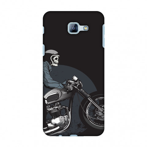Love For Motorcycles : 2 Slim Hard Shell Case For Samsung Galaxy A8 2016