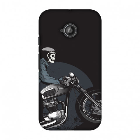 Love For Motorcycles : 2 Slim Hard Shell Case For Motorola Moto E 2nd Gen