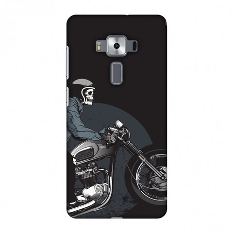 Love For Motorcycles : 2 Slim Hard Shell Case For Asus Zenfone 3 Deluxe ZS570KL